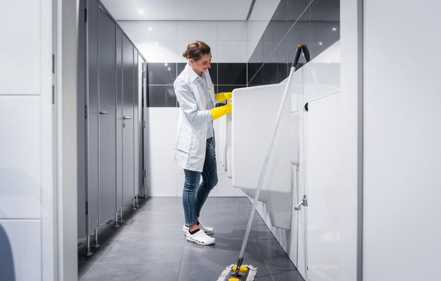 business cleaning services in Dallas, TX